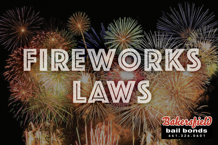 California Fireworks Laws | Old River Bail Bond Store
