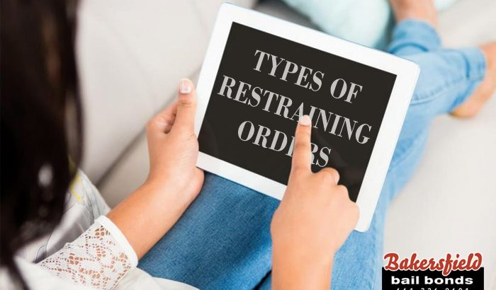 Types Of Restraining Orders Oildale
