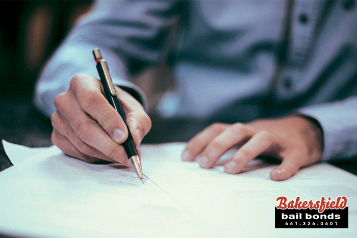 Bakersfield Bail Bonds Accept Signatures As Collateral