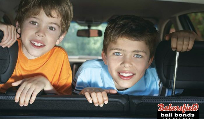 At What Age Can You Leave Kids Alone In A Car?