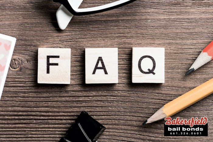 Frequently Asked Questions About Bail Bonds